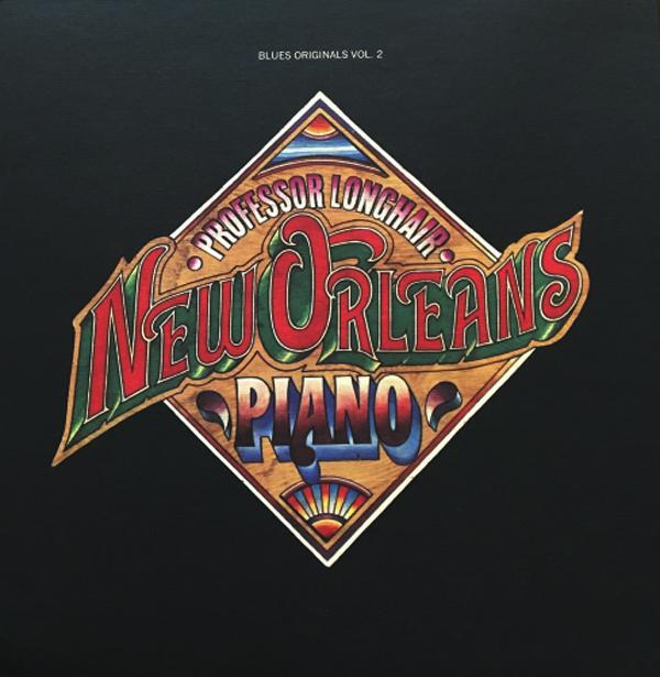 ニューオリンズピアノ/プロフェッサーロングヘア―
